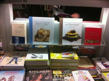 2012 02 11 mon livre à la fnac de Boulogne