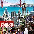 Big Hero 6 (affiche jour)