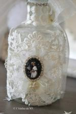 bouteille shabby 6 c - 1