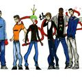 TES3 is a Cartoon - the Boys