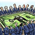 Effets diaboliques de la mondialisation : confiscation des epargnes des citoyens pour sauver les banques