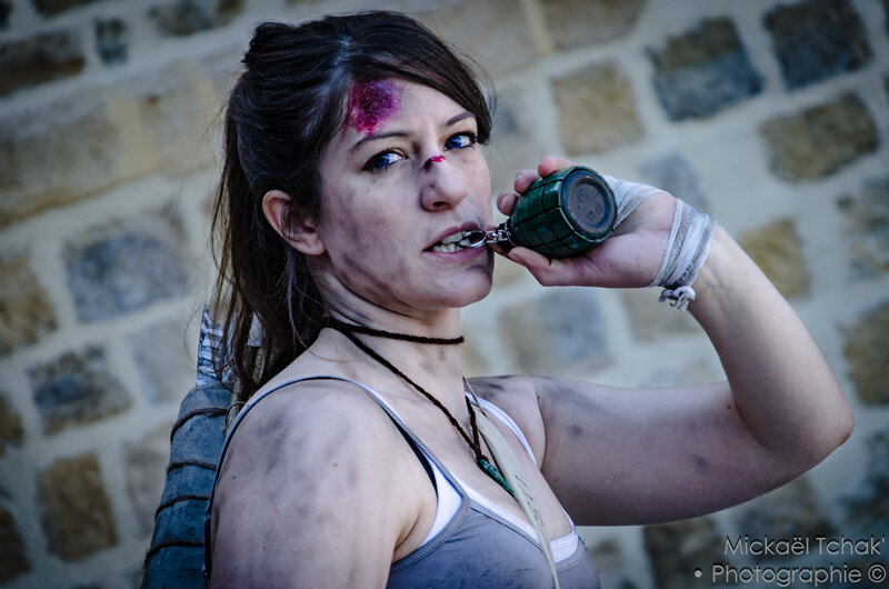 Carolo Game Show 2017 - Cosplay - Lara Croft-10