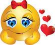 Risultati immagini per emoticon/love