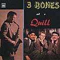 3 Bones and a Quill - 1958 - 3 Bones and a Quill (Fresh Sound)