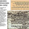 Montocchio Amédée 1804 1852