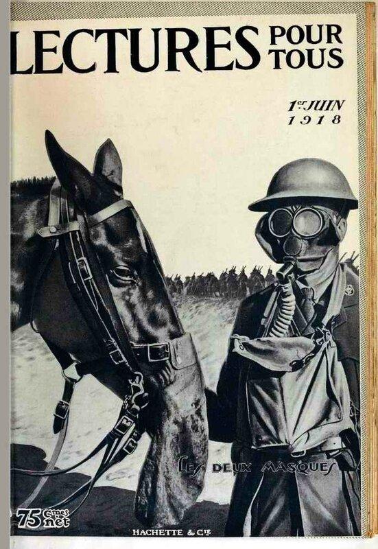 Lectures pour tous cheval gaz