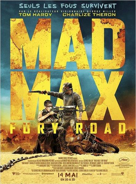mad max affiche
