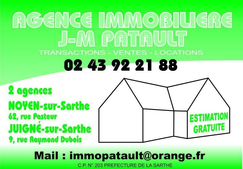 006 Logo Agence Immobilière PATAULT Rectifié