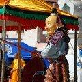Ceremonie bouddhiste