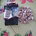 Focus sur une marque de bonbons sans gluten: auzier-chabernac