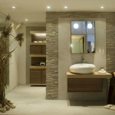 salle de bain nature insid co. Black Bedroom Furniture Sets. Home Design Ideas