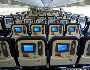 """Флот авиакомпании  """"Трансаэро """" пополнился самолетом Boeing 777-300, который стал вторым воздушным судном данного типа..."""
