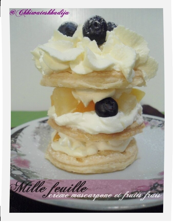 Mille Feuille express