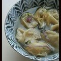 Soupe de wonton
