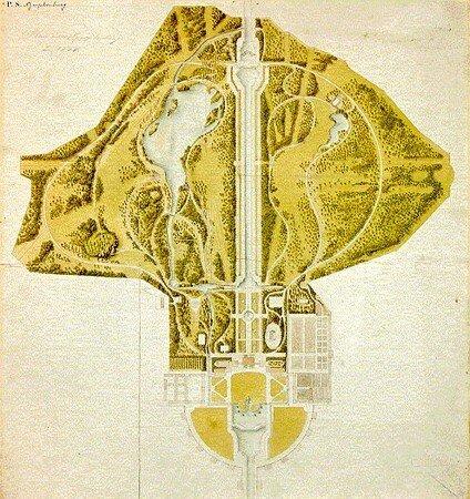 Park_Nymphenburg___Sckell_Plan_um_1802