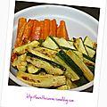 Frites de légumes