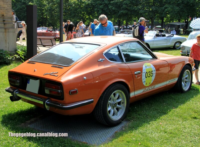 Datsun 240 Z de 1970 (37ème Internationales Oldtimer Meeting de Baden-Baden) 02