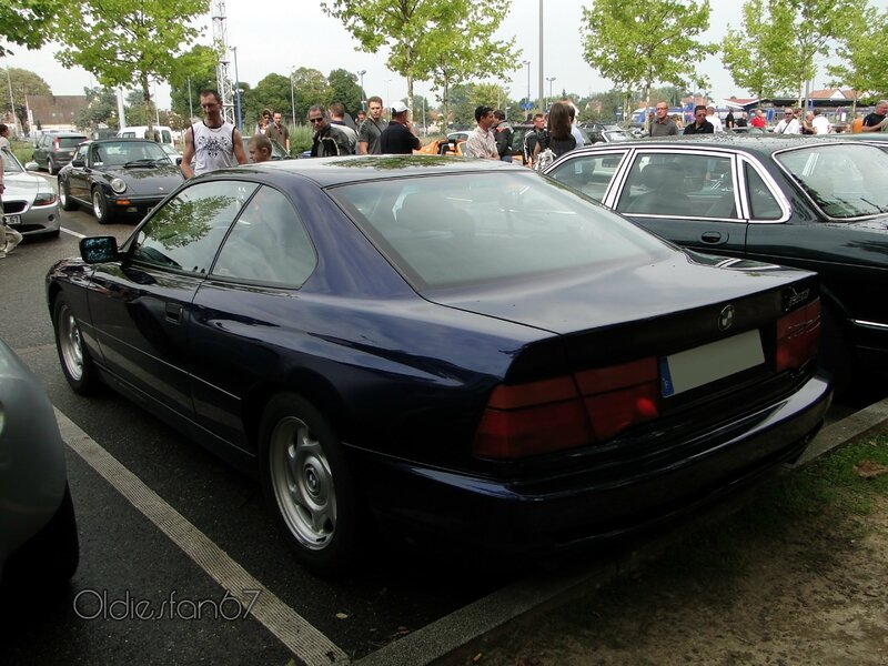 bmw 850i e31 coupe 1989 1999 b