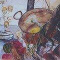 Mémoire d'Enfance /L'hommage à ma Grand- Mère 2005