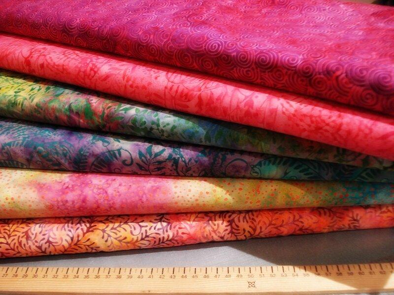 tissu batik en ligne