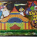 Marasca Soccol Erminia art postal fête du fil 2017