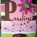 Mini - Album de Pauline
