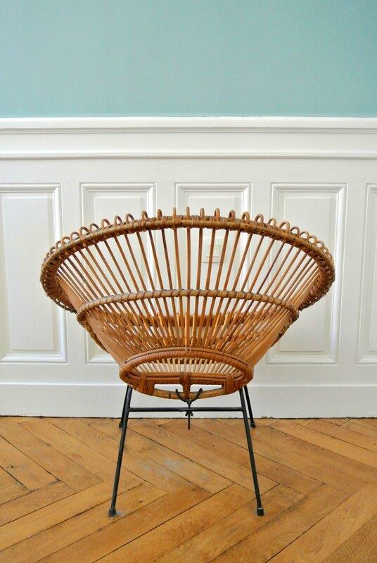 fauteuil Janine Abraham 1950 (4)