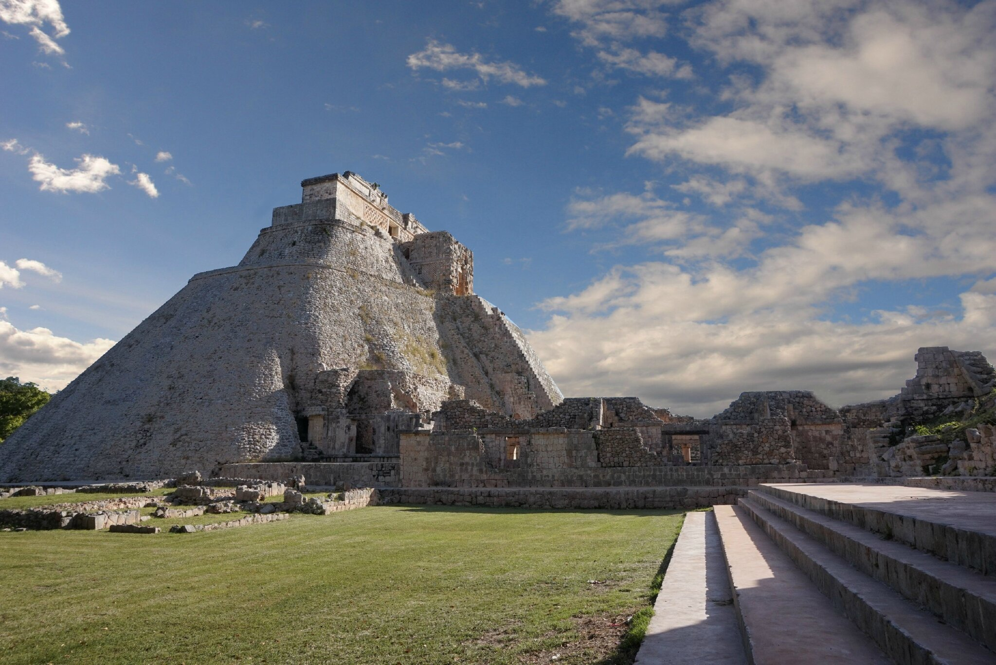 Mexique : Uxmal