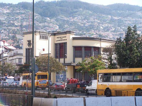 Mercado de Lavradores (marché) de Funchal