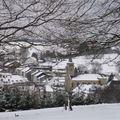 Le Village sous la Neige 2010 LD