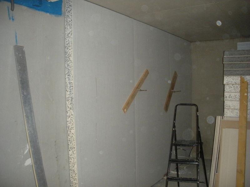 plafonds et murs p riph riques du rez de chauss e notre. Black Bedroom Furniture Sets. Home Design Ideas