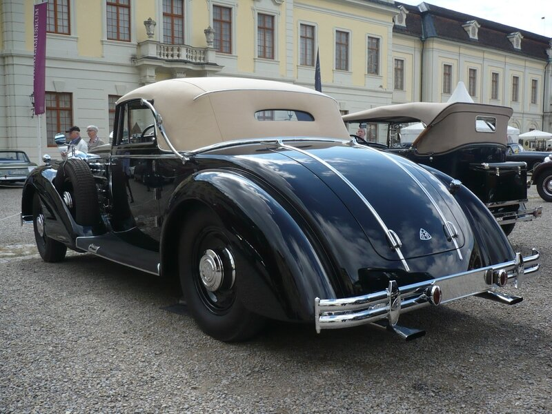 MAYBACH DS8 Zeppelin cabriolet 1931 Ludwigsburg (2)