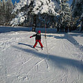 12 02 ski de fond à Nantizon