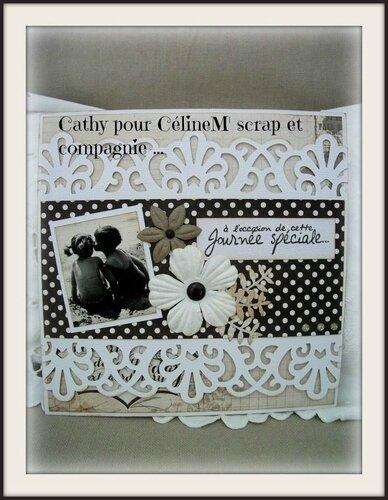 carte d'anniv Cathy
