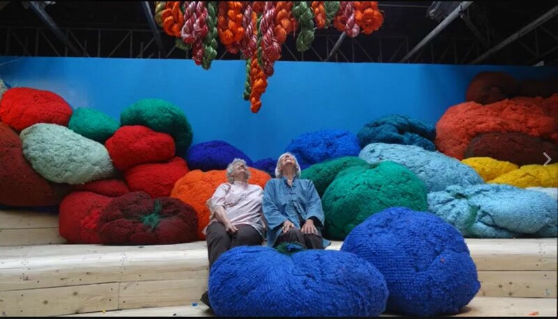 sheila hicks position