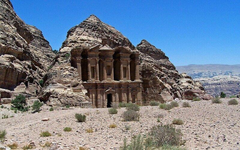 Petra (Monastère)