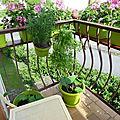 Ma petite terrasse !