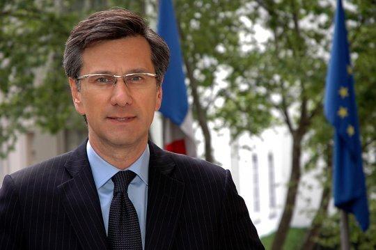 Son Excellence Jean-Pierre Asvazadourian, ambassadeur de France en République tchèque