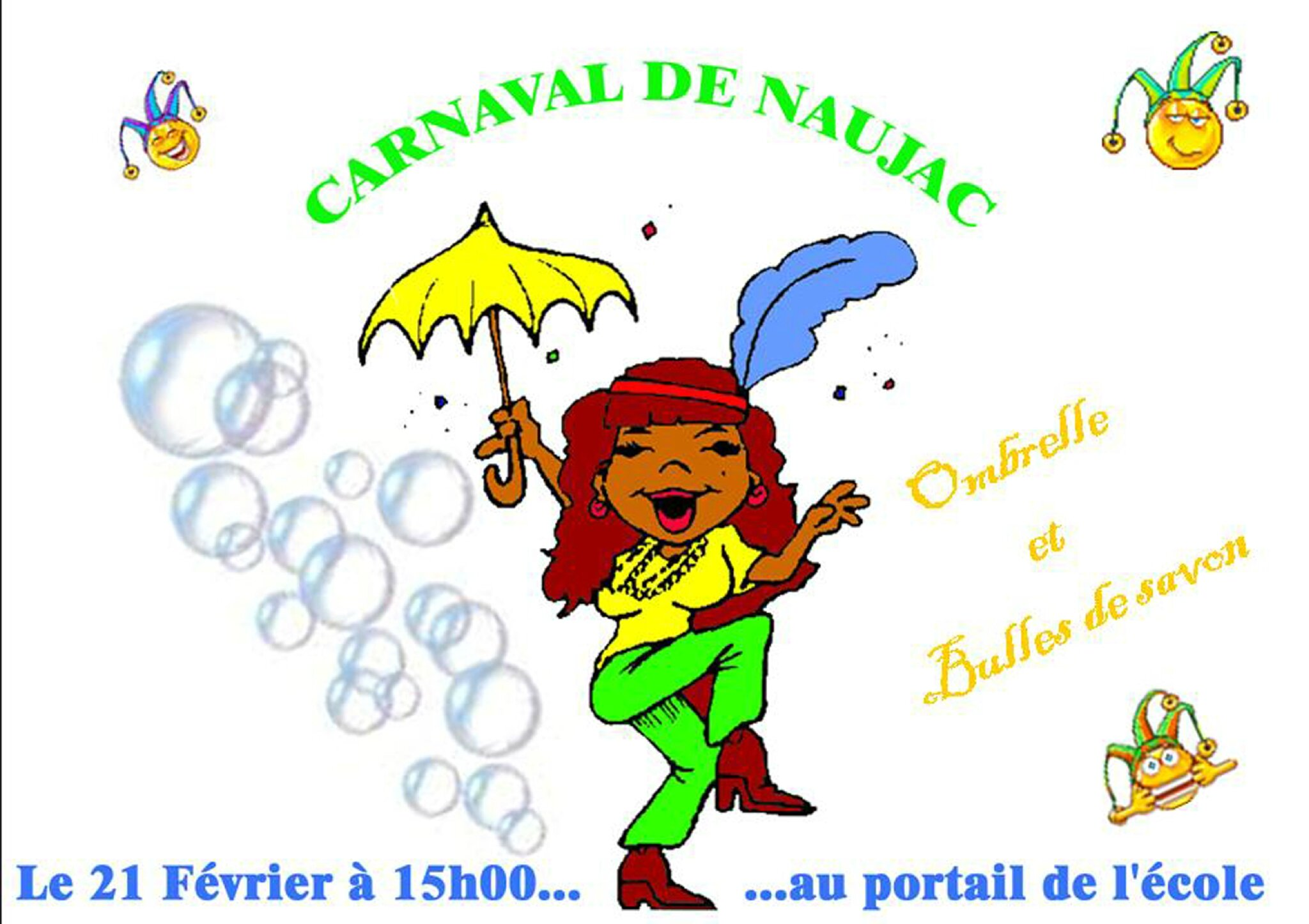 carnaval a naujac mairie de naujac sur mer. Black Bedroom Furniture Sets. Home Design Ideas