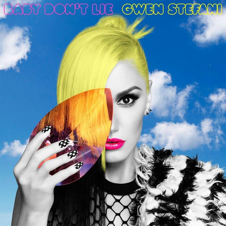 Gwen Stefani en La Perla