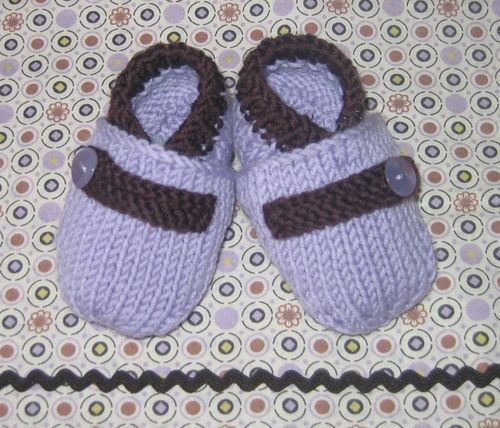 Chaussons kiholo by Muriel