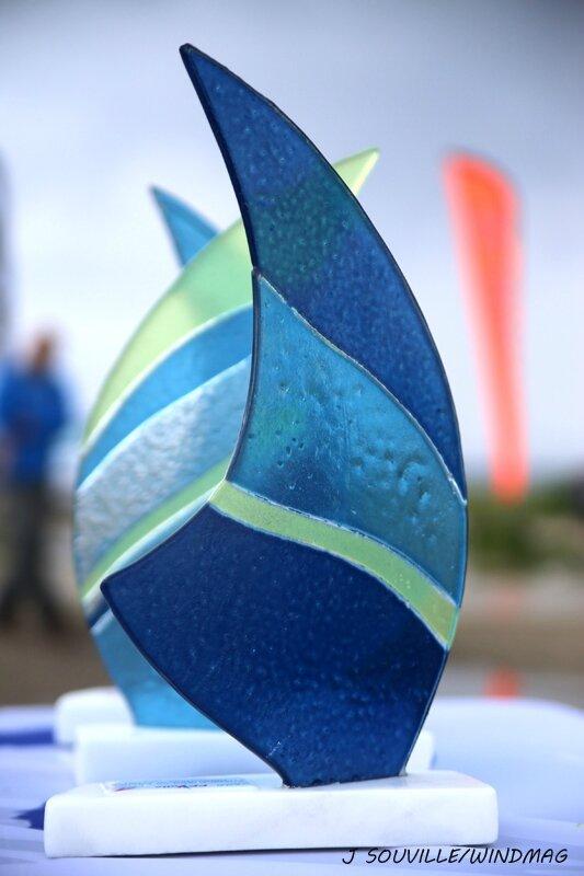 Trophées windsurf