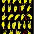 LSF's alphabet...