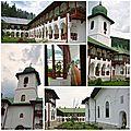 monastère d'Agapia