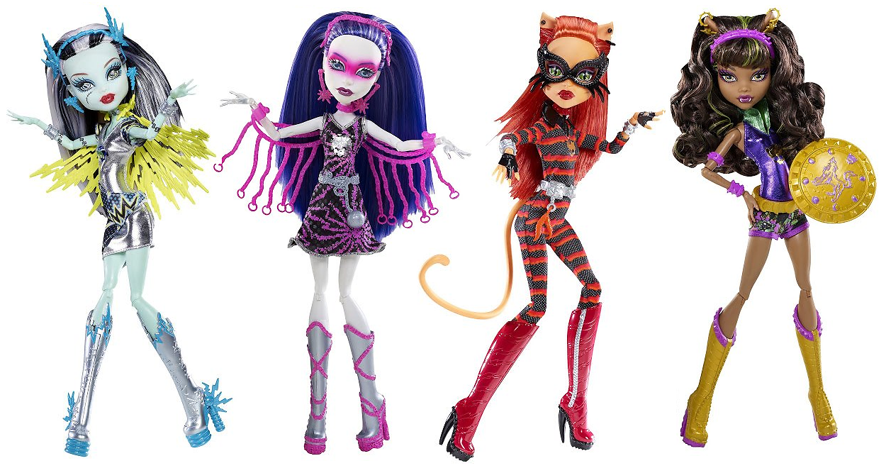 Pictures of monster high girls stripping and  sex films