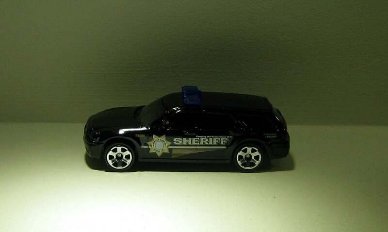 Dodge magnum (MB680) Matchbox