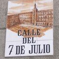 Calle del 7 de julio