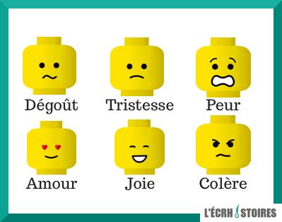 émotions-lego