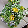 Bouquet Cloche