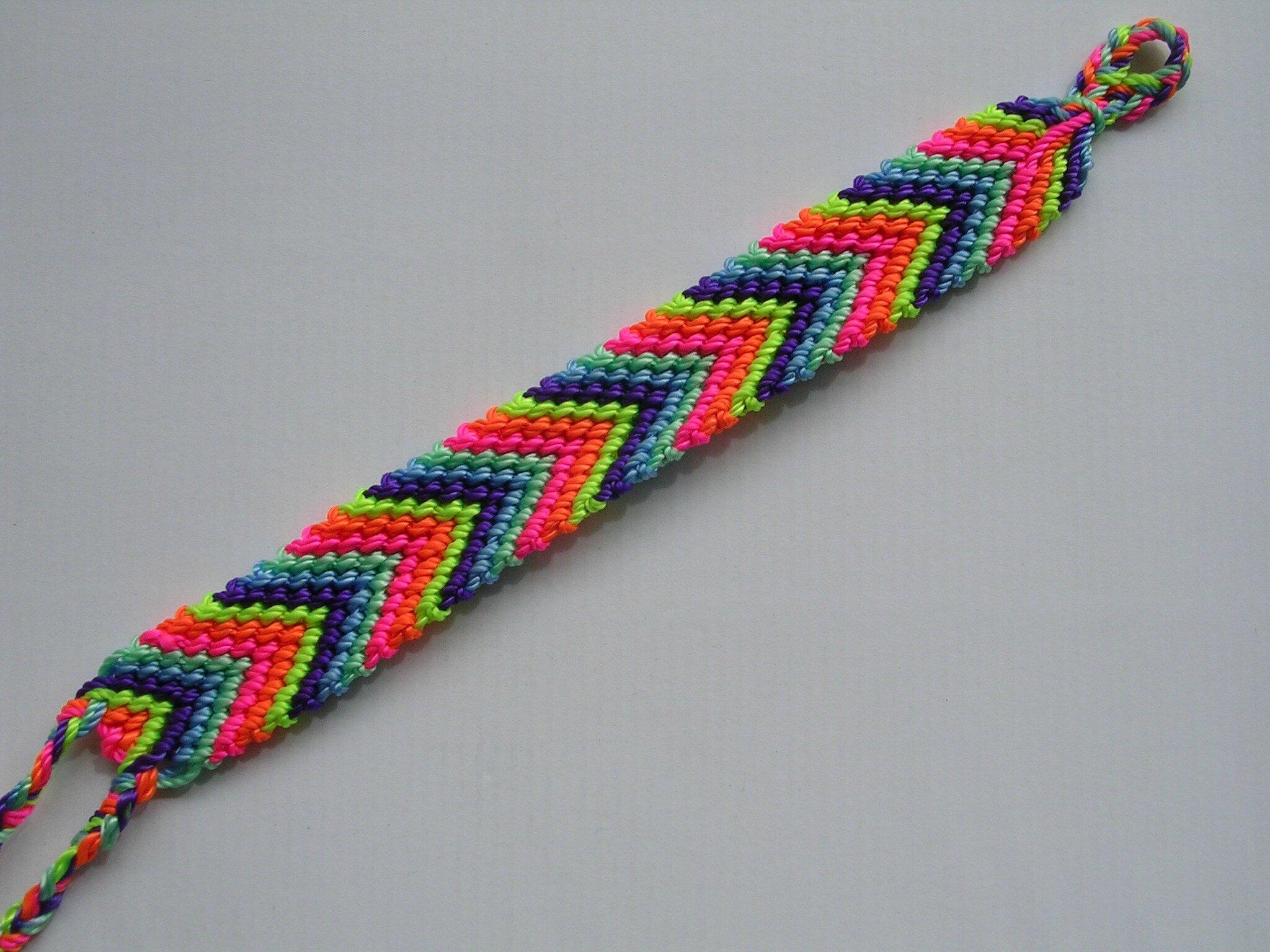 couleurs bracelets bresiliens